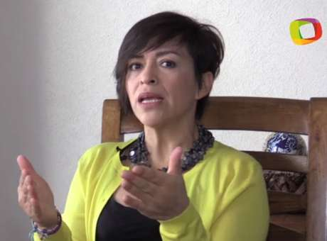 Anabel Hernández generated controversy with her latest publications on the Wallace case. Photo: Terra