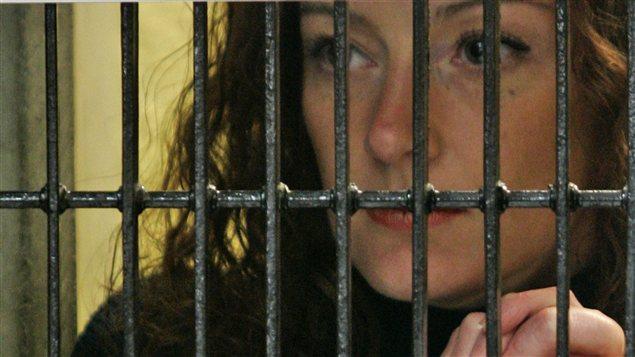 Le cas de la Française Florence Cassez, condamnée injustement au Mexique puis libérée après avoir passé 7 ans en prison, a été celui qui a amené plusieurs canadiens à lutter contre le concept de « coupables fabriqués ». Photo : AFP / Ronaldo Schemidt