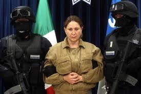 María Elena Ontiveros Mendoza (Tortured)